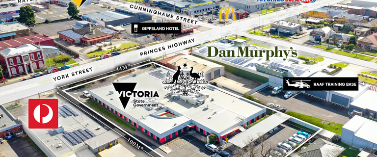 Development / Land commercial property for sale at 146-154 York Street Sale VIC 3850