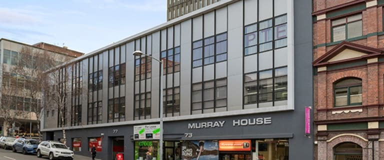 Shop & Retail commercial property for sale at Murray House | 73-81 Murray Street Hobart TAS 7000