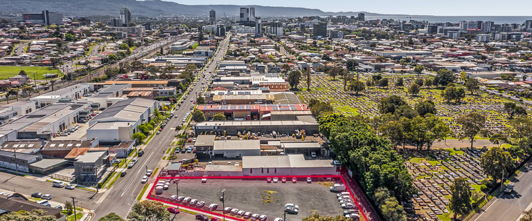 Development / Land commercial property for sale at 7-11 Miller Street Wollongong NSW 2500