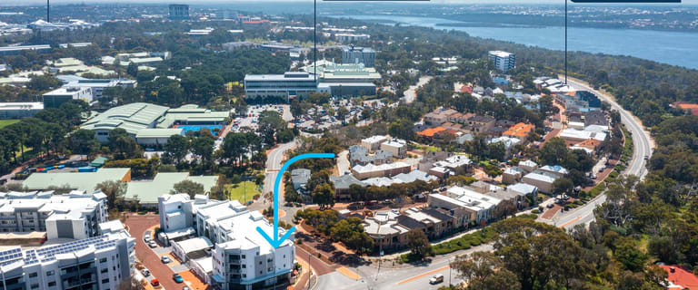 Medical / Consulting commercial property for lease at 1 Walsh Loop Joondalup WA 6027