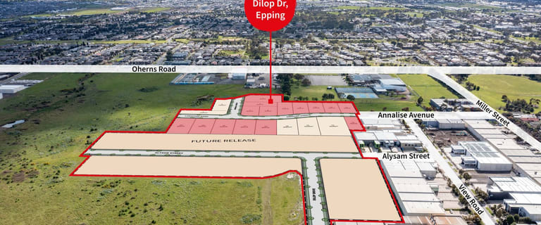 Factory, Warehouse & Industrial commercial property for sale at 18 Dilop Drive Epping VIC 3076