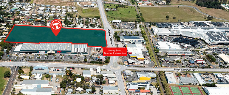 Shop & Retail commercial property for sale at 92 McLiver Street Pialba QLD 4655