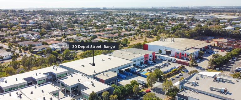Factory, Warehouse & Industrial commercial property for sale at 30 Depot Street Banyo QLD 4014