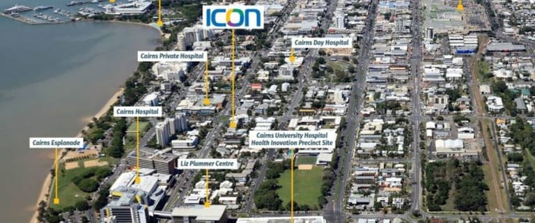 Medical / Consulting commercial property for sale at 203-205 Lake Street Cairns City QLD 4870