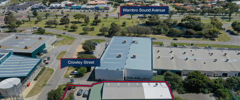 Factory, Warehouse & Industrial commercial property for sale at 3 Crowley Street Port Kennedy WA 6172