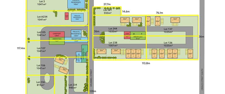 Development / Land commercial property for sale at 2-10 Krummel Street Mount Gambier SA 5290