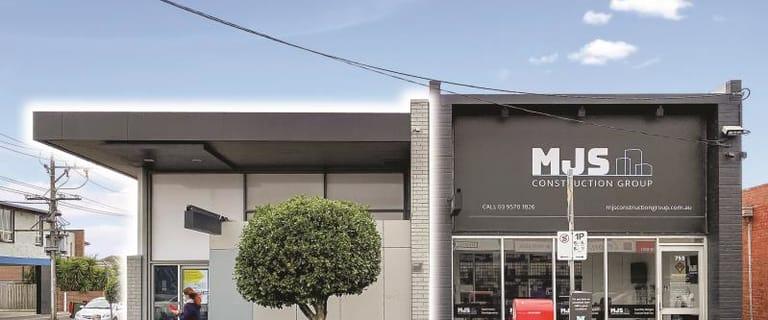 Shop & Retail commercial property for sale at 751 Centre Road Bentleigh East VIC 3165
