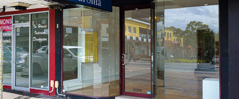 Shop & Retail commercial property for sale at 308A Whitehorse Road Balwyn VIC 3103