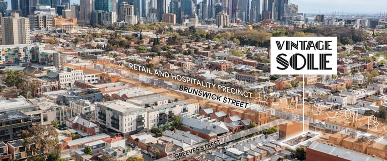 Shop & Retail commercial property for sale at 258 Brunswick Street Fitzroy VIC 3065