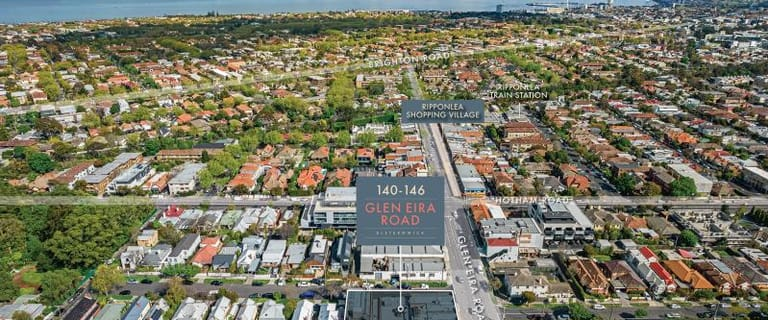 Factory, Warehouse & Industrial commercial property for sale at 140-146 Glen Eira Road Elsternwick VIC 3185