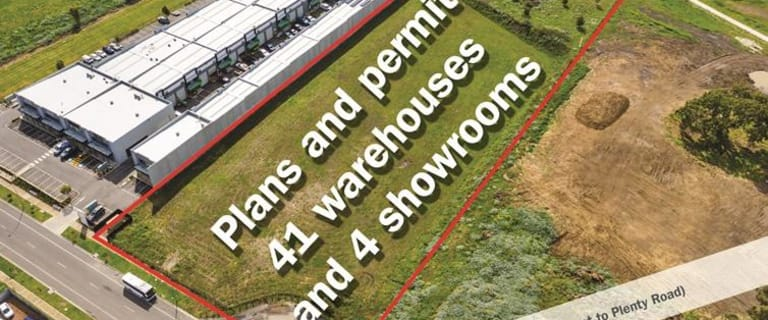 Development / Land commercial property for sale at Lot 8, 43 Danaher Drive South Morang VIC 3752