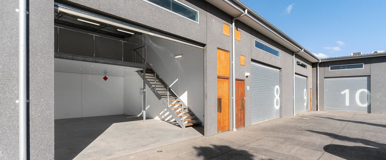 Factory, Warehouse & Industrial commercial property sold at 7/3 Rocklea Drive Port Melbourne VIC 3207
