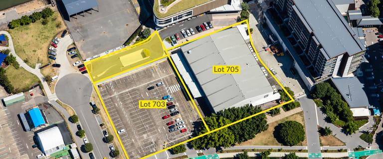 Development / Land commercial property for sale at 23 MacArthur Avenue Hamilton QLD 4007