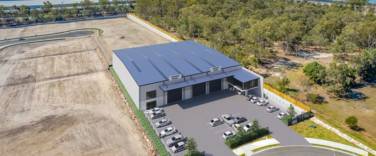 Factory, Warehouse & Industrial commercial property for sale at Lot 817 Quilton Place Crestmead QLD 4132