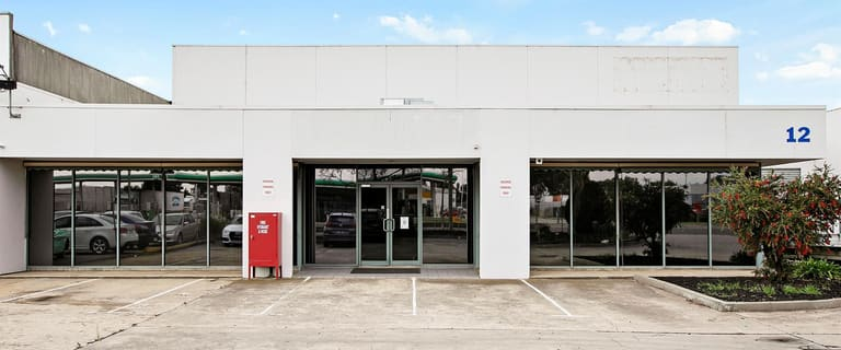 Factory, Warehouse & Industrial commercial property for sale at 12 Fitzgerald Road Laverton North VIC 3026