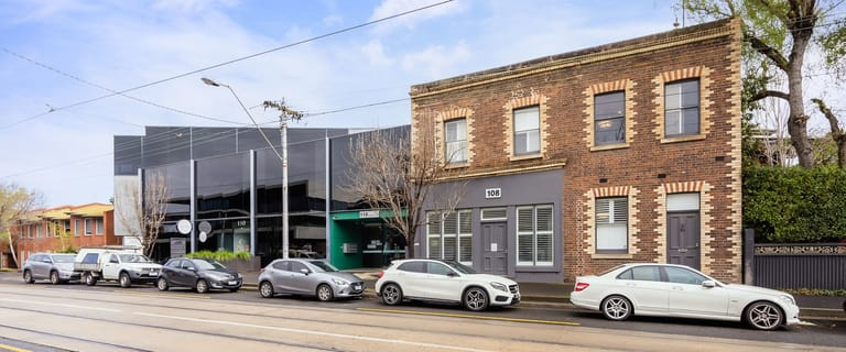 Offices commercial property for sale at 108 & 110 Church Street Hawthorn VIC 3122