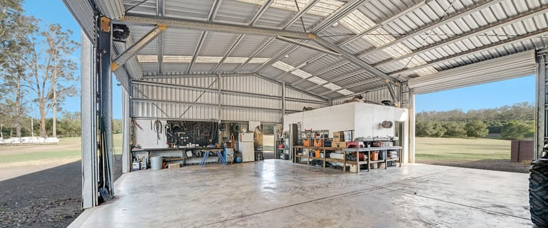 Horticulture commercial property for sale at Danesh Macadamia Farm 70 Aural Vale Road North Deep Creek QLD 4570