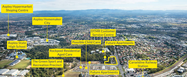 Development / Land commercial property for sale at 520 Beams Road Carseldine QLD 4034