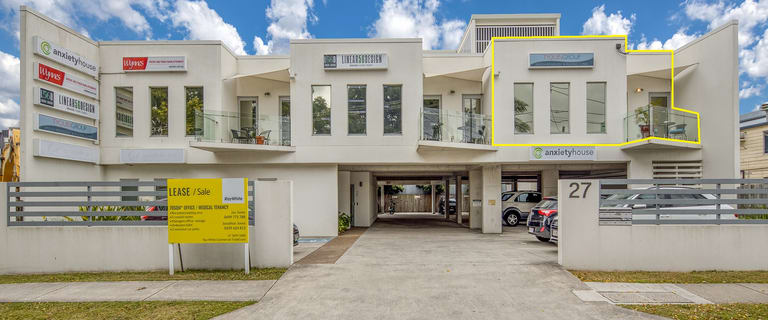 Medical / Consulting commercial property for sale at 2/27 Godwin Street Bulimba QLD 4171