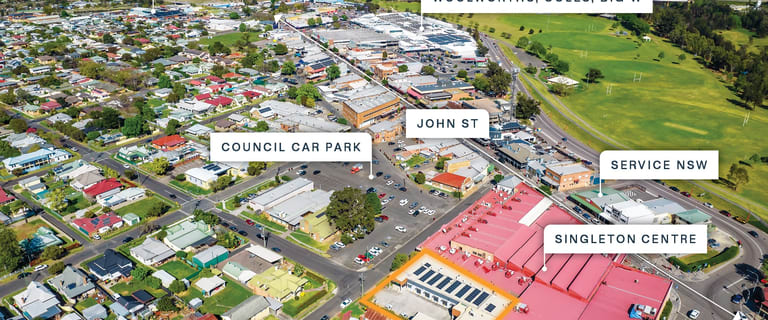 Offices commercial property for sale at 6 William Street Singleton NSW 2330