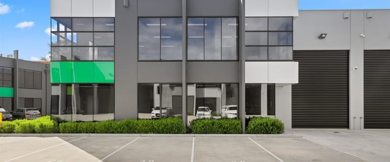Factory, Warehouse & Industrial commercial property for sale at 30/105 Cochranes Road Moorabbin VIC 3189