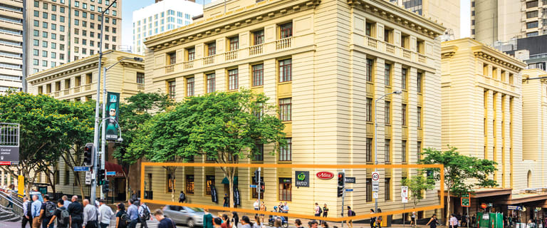 Shop & Retail commercial property for sale at Ground Floor/255 Ann Street Brisbane City QLD 4000
