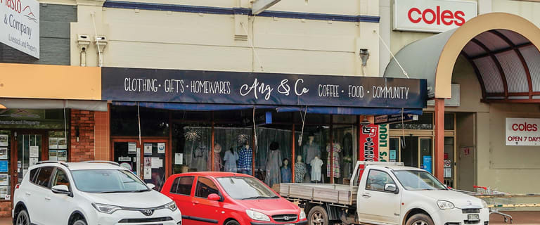 Shop & Retail commercial property for sale at 126 Percy Street Wellington NSW 2820