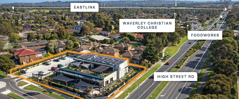 Medical / Consulting commercial property for sale at 1342 High Street Road Wantirna South VIC 3152