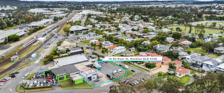 Factory, Warehouse & Industrial commercial property for sale at 16 De Hayr Street Rocklea QLD 4106