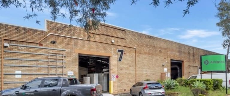Factory, Warehouse & Industrial commercial property for sale at Whole/7-11 Greenfield Street Botany NSW 2019
