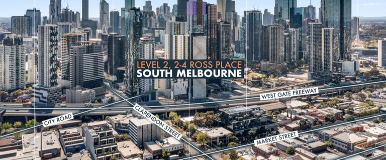 Factory, Warehouse & Industrial commercial property for sale at Level 2/2-4 Ross Place South Melbourne VIC 3205