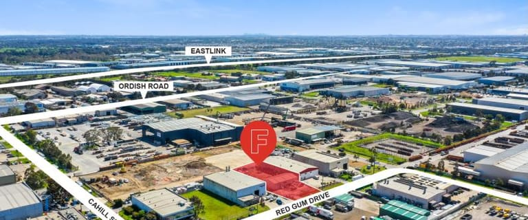 Factory, Warehouse & Industrial commercial property for sale at 43 Red Gum Drive Dandenong South VIC 3175