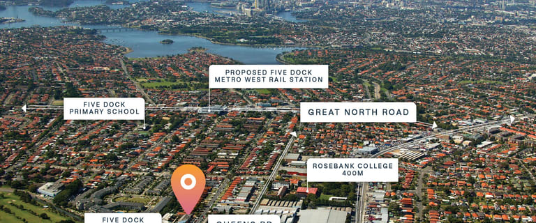 Medical / Consulting commercial property for sale at 124 Kings Road Five Dock NSW 2046