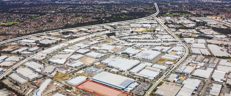 Factory, Warehouse & Industrial commercial property for sale at 41-43 Baile Road Canning Vale WA 6155