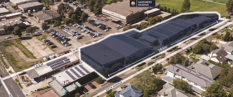 Factory, Warehouse & Industrial commercial property for sale at 2-24 Sixth Avenue Burwood VIC 3125