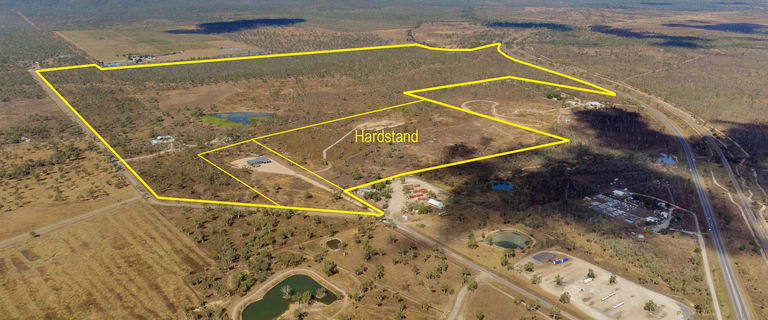 Rural / Farming commercial property for sale at Brookhill QLD 4816