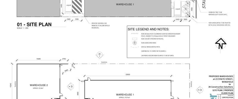 Factory, Warehouse & Industrial commercial property for sale at W/House 1 & 2/23 Staite Street Wingfield SA 5013