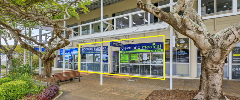 Medical / Consulting commercial property for sale at 2 & 16/120 Bloomfield Street Cleveland QLD 4163