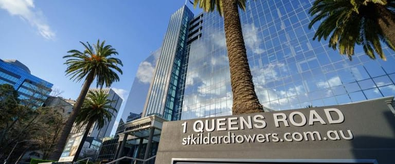 Offices commercial property for sale at 611/1 Queens Road Melbourne VIC 3004