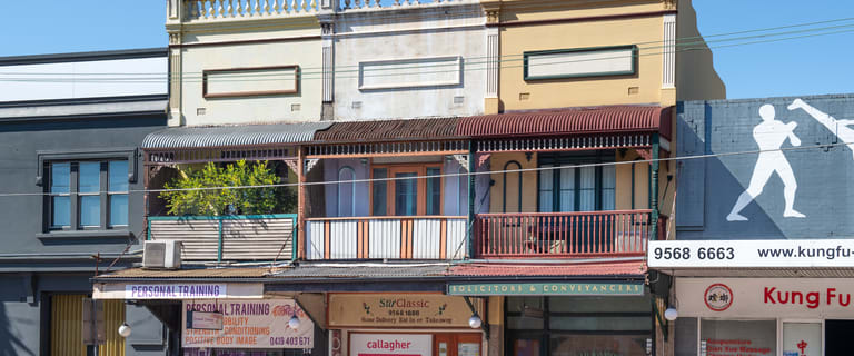 Shop & Retail commercial property for sale at 176 Parramatta Road Stanmore NSW 2048