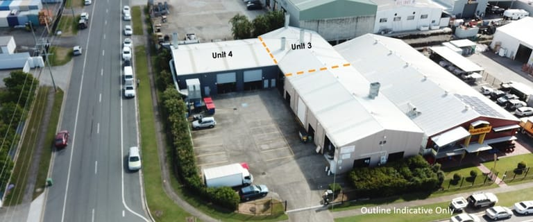Factory, Warehouse & Industrial commercial property for sale at Unit 3 and 4/29 Gibbs Street Arundel QLD 4214