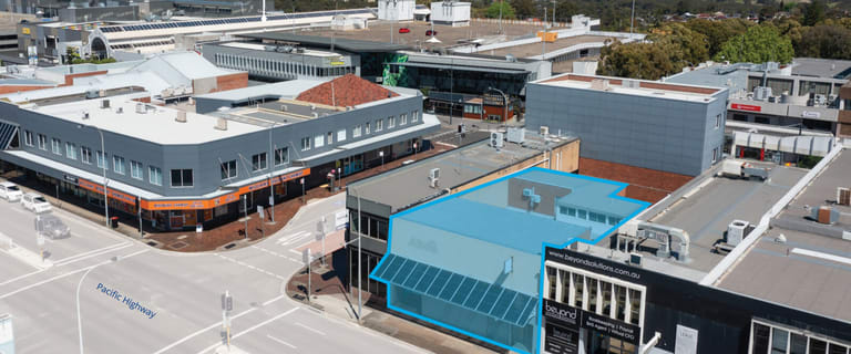 Offices commercial property for sale at 212-214 Pacific Highway Charlestown NSW 2290