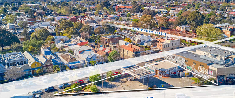 Development / Land commercial property for sale at 262-270 St Georges Rd Fitzroy North VIC 3068