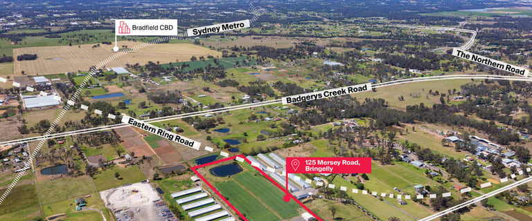 Development / Land commercial property for sale at 125 Mersey Road Bringelly NSW 2556