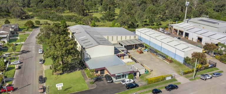 Factory, Warehouse & Industrial commercial property for sale at 1 Superior Avenue Edgeworth NSW 2285