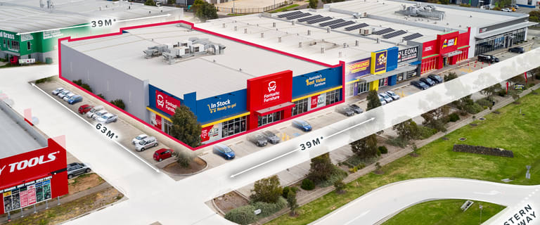Shop & Retail commercial property for sale at Fantastic Furniture/1093 Western Hwy Ravenhall VIC 3023