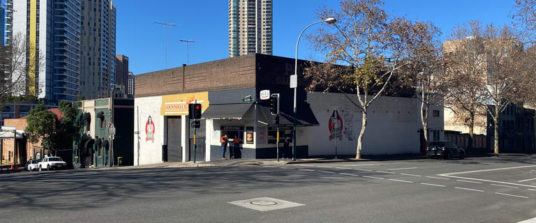 Development / Land commercial property for sale at 562-570 Harris Street Ultimo NSW 2007