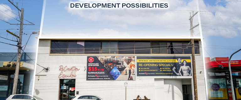 Shop & Retail commercial property for sale at 275 Buckley Street Aberfeldie VIC 3040