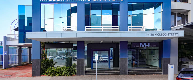 Offices commercial property for sale at 14-16 McLeod Street Cairns City QLD 4870