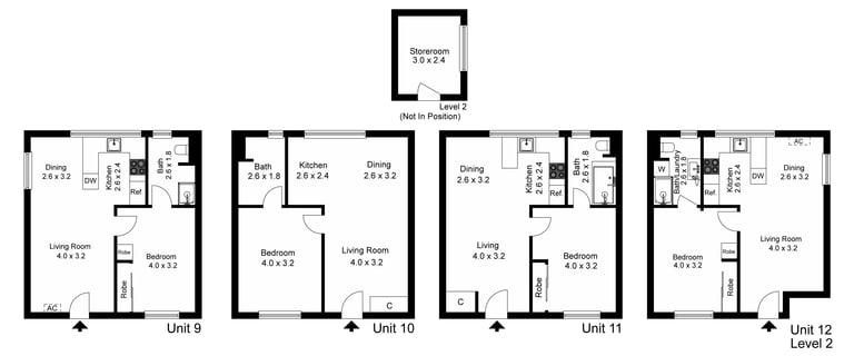 Development / Land commercial property for sale at 4 & 6 Burnett Street St Kilda VIC 3182